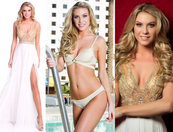Miss Holanda 2015 - Jessie Jazz Vuijk