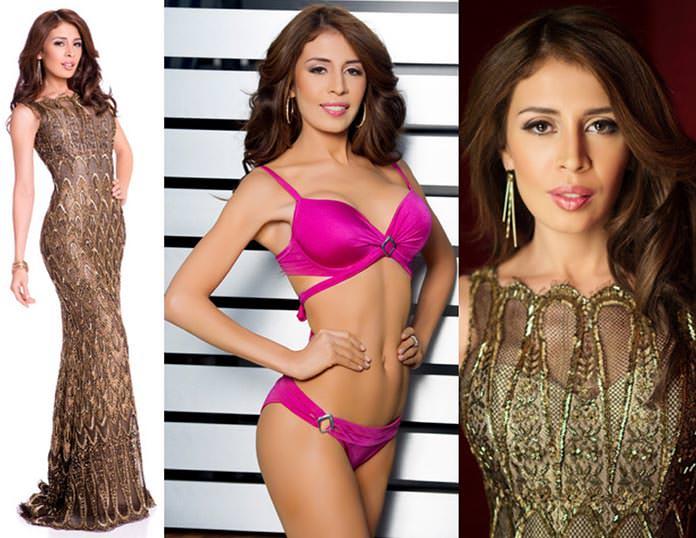 Miss Honduras 2015 - Iroshka Lindaly Elvir