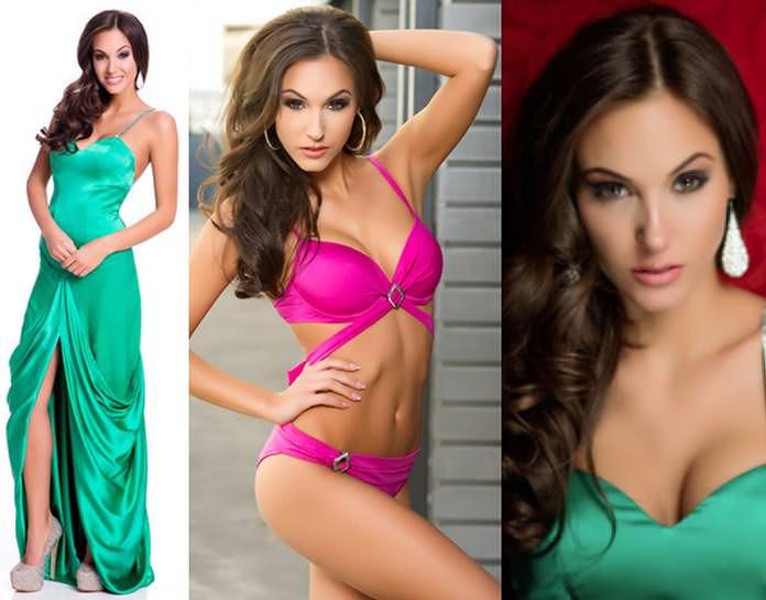 Miss Hungria 2015 - Nikoletta Nagy