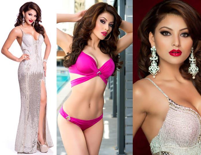 Miss Índia 2015 - Urvashi Rautela
