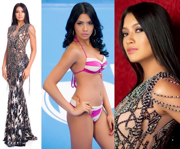 Miss Indonésia 2015 - Anindya Kusuma Putri