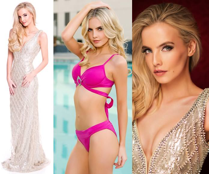 Miss Irlanda 2015 - Joanna Cooper