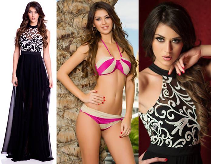Miss Itália 2015 - Giada Pezzaioli