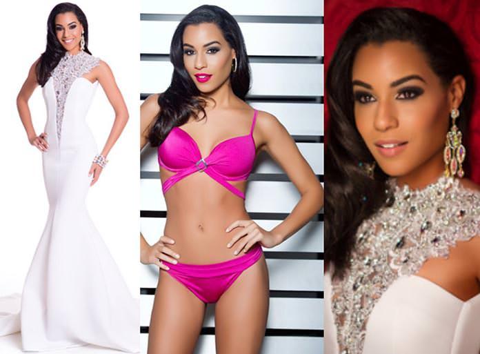 Miss Jamaica 2015 - Sharlene Radlein