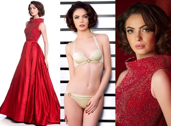 Miss Kosovo 2015 - Mirjeta Shala