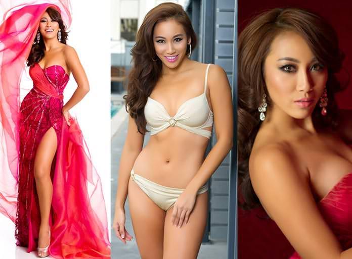 Miss Malásia 2015 - Vanessa Tevi Kumares