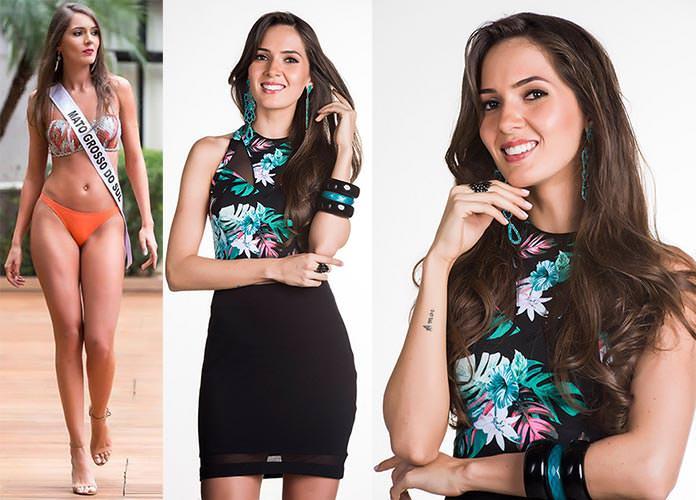 Fotos de Camila Greggo Miss Mato Grosso do Sul 2015