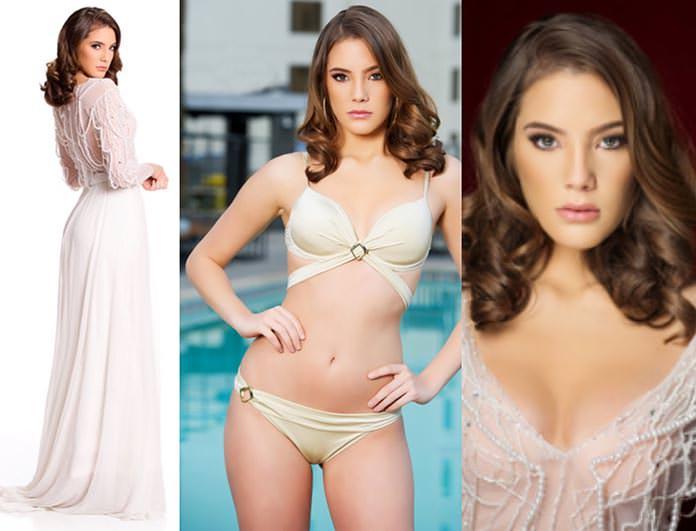 Miss Montenegro 2015 - Maja Cukic