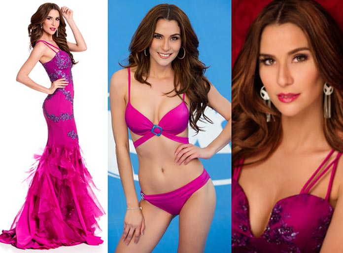 Miss Nicarágua 2015 - Daniela Torres