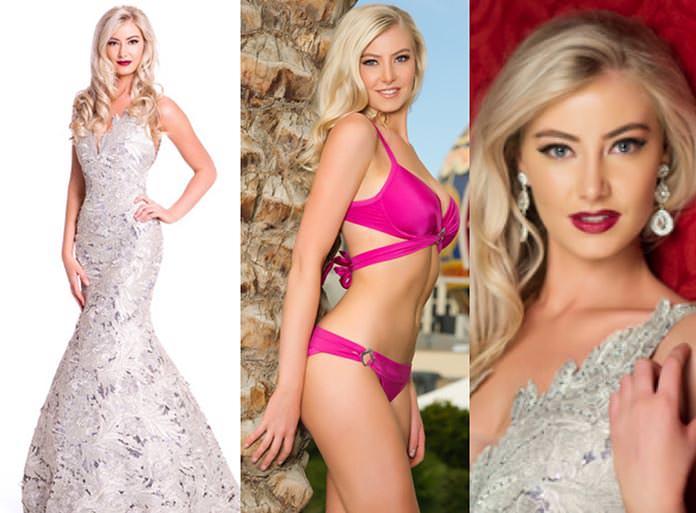 Miss Nova Zelândia 2015 - Samantha McClung