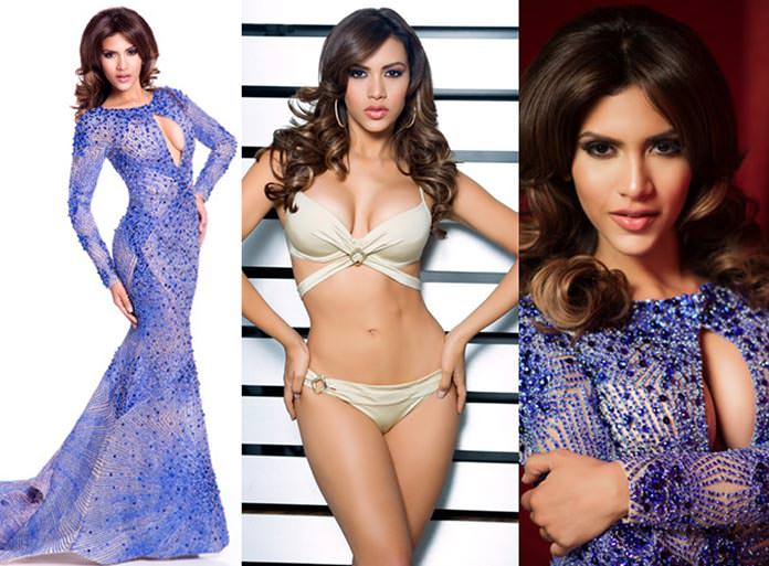 Miss Panamá 2015 - Gladys Brandao Amaya
