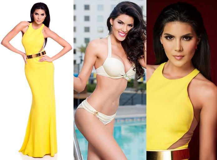 Miss Paraguai 2015 - Myriam Arévalos