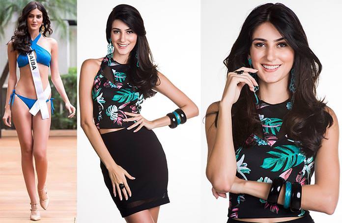 Fotos de Ariadine Maroja Miss Paraíba 2015