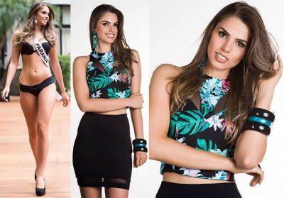 Gabriela Gallas é eleita Miss Paraná 2015; veja as candidatas que participaram