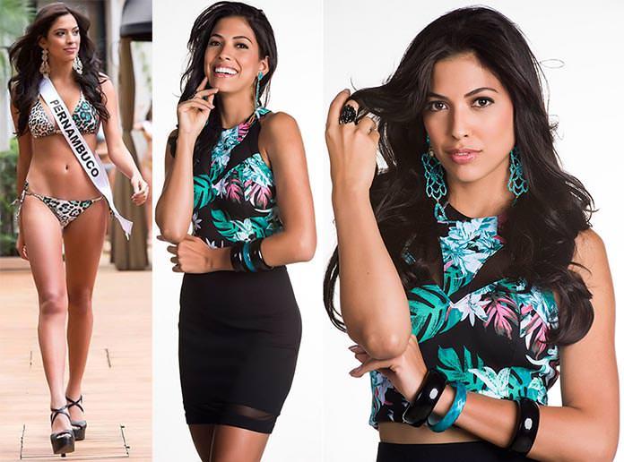 Fotos de Sayonara Veras Miss Pernambuco 2015