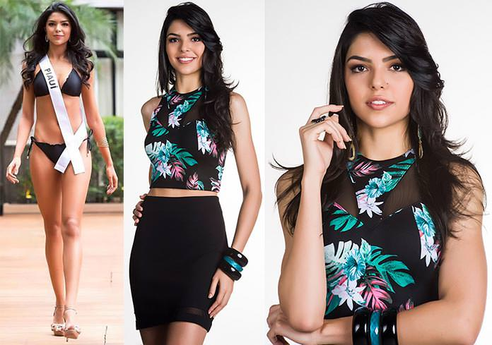 Fotos de Ana Letícia Ramos Miss Piauí 2015
