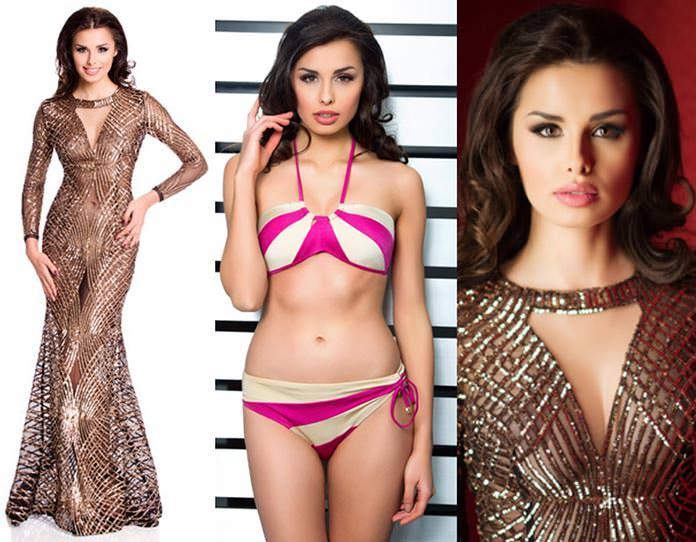 Miss Polônia 2015 - Weronika Szmajdzinska