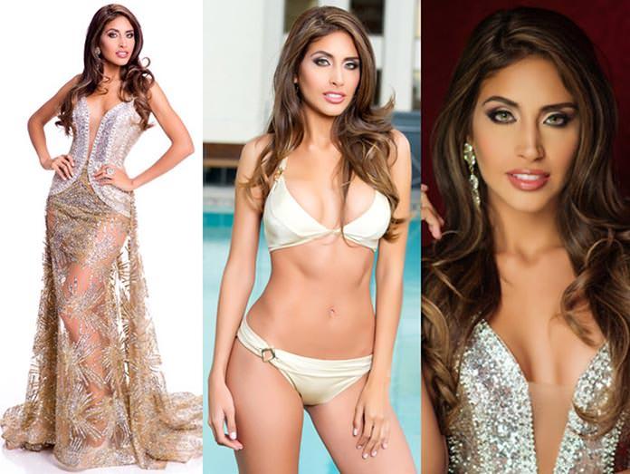 Miss Porto Rico 2015 - Catalina Morales