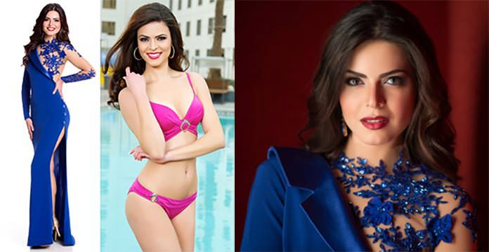 Miss Portugal 2015 - Emília Rosa Araújo