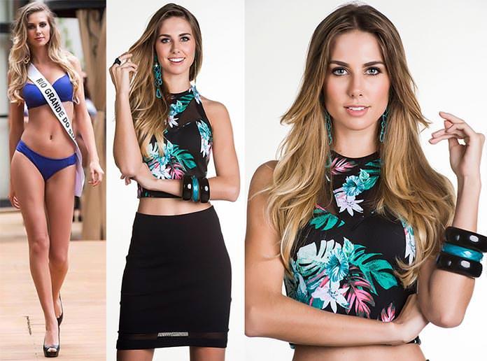 Fotos de Marthina Brandt Miss Rio Grande do Sul 2015