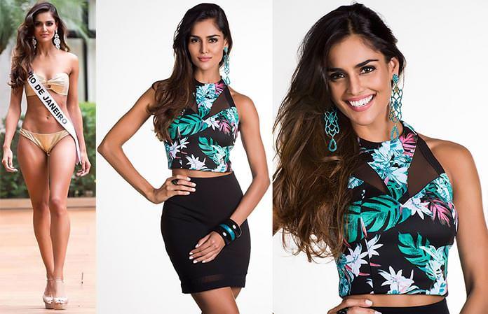 Fotos de Nathalia Pinheiro Miss Rio de Janeiro 2015