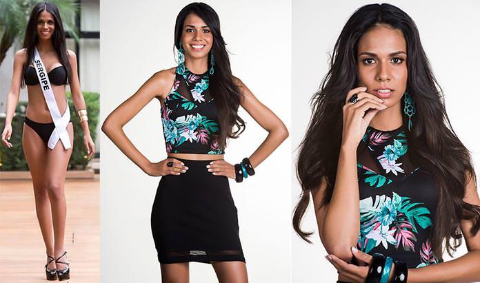 Fotos de Pryscilla Felisberto Miss Sergipe 2015