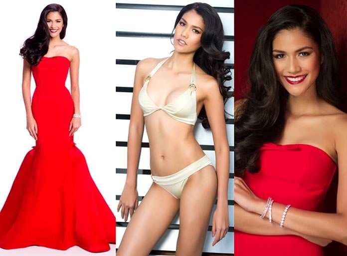 Miss Tailândia 2015 - Aniporn Chalermburanawong