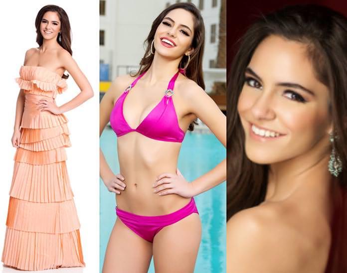 Miss Turquia 2015 - Melisa Asli Uzun