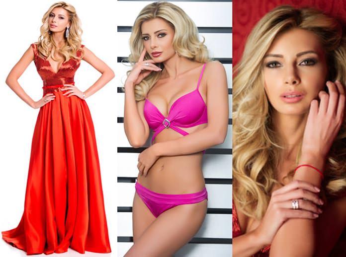 Miss Ucrânia 2015 - Anna Vergelskaya