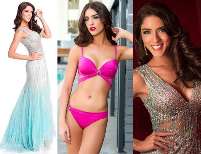Miss Uruguai 2015 - Bianca Sánchez