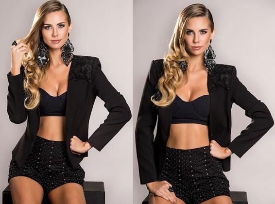 Marthina Brandt Miss Brasil 2015