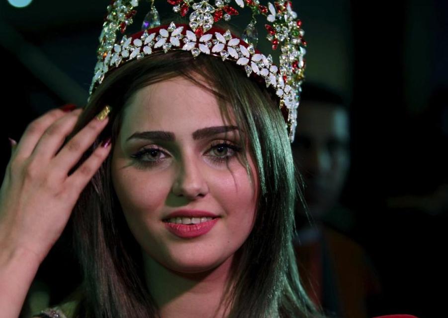 Miss Iraque 2016 - Shaima Qassem Abdulrahman