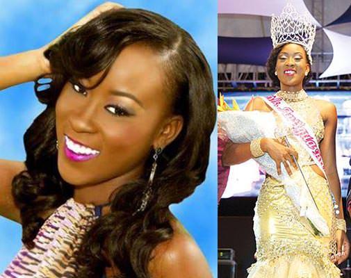 Miss Antígua e Barbuda 2016 - Leanda-Ann Norville