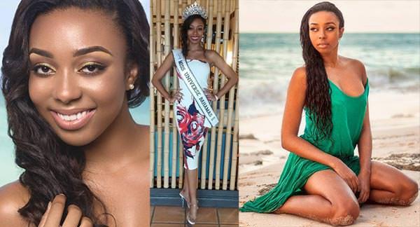 Miss Bahamas 2016 - Cherell Williamson