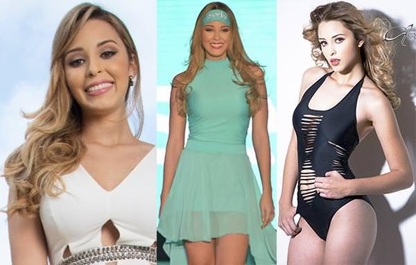 Miss Bolívia 2016 - Antonella Moscatelli