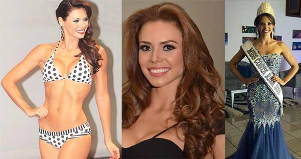 Miss Costa Rica 2016 - Carolina Rodríguez