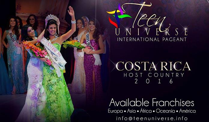 Miss Teen Universe 2016