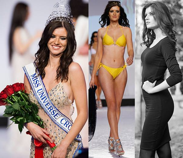 Miss Croácia 2016 - Barbara Filipovic