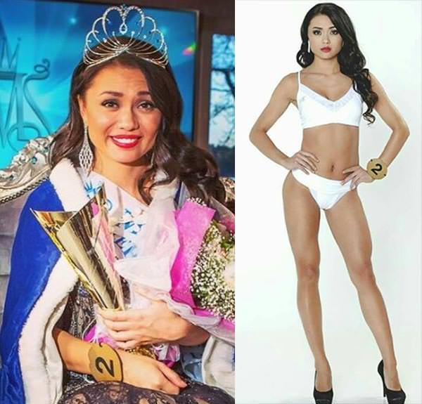Miss Finlândia 2016 - Shirly Karvinen