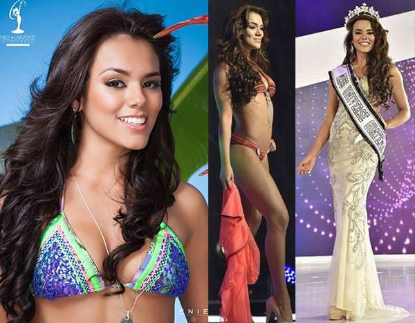 Miss Guatemala 2016 - Virginia Argueta