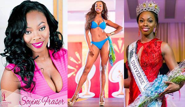 Miss Guiana 2016 - Soyini King Frasser