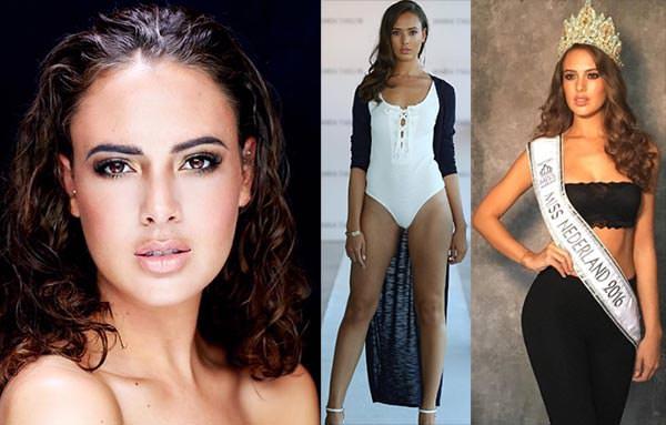 Miss Holanda 2016 - Zoey Ivory