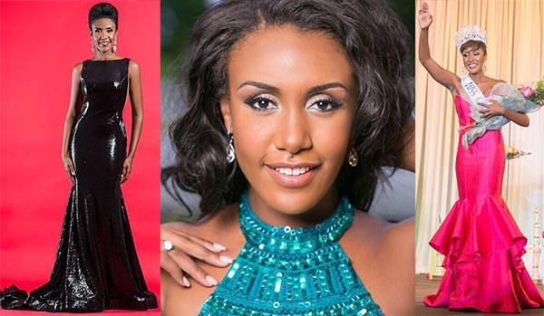 Miss Ilhas Cayman 2016 - Monyque Brooks