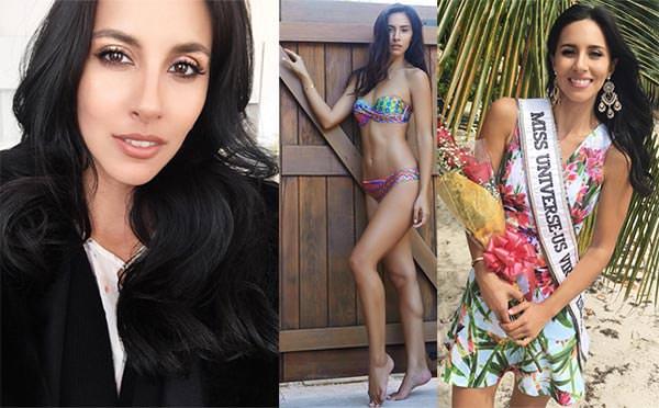 Miss Ilhas Virgens Americanas 2016 - Carolyn Carter