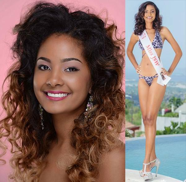 Miss Jamaica 2016 - Isabel Dalley