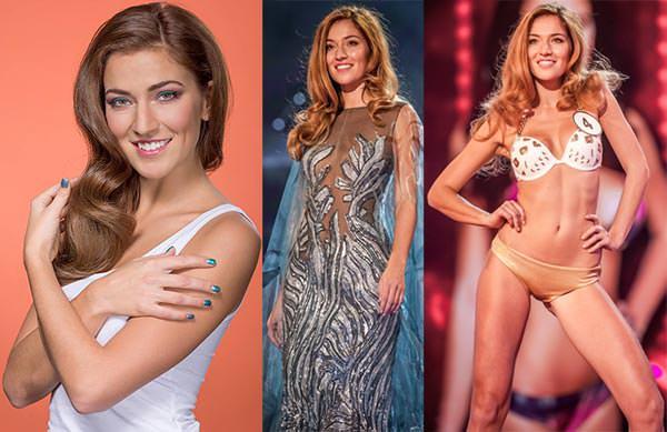 Miss República Tcheca 2016 - Andrea Bezdekova