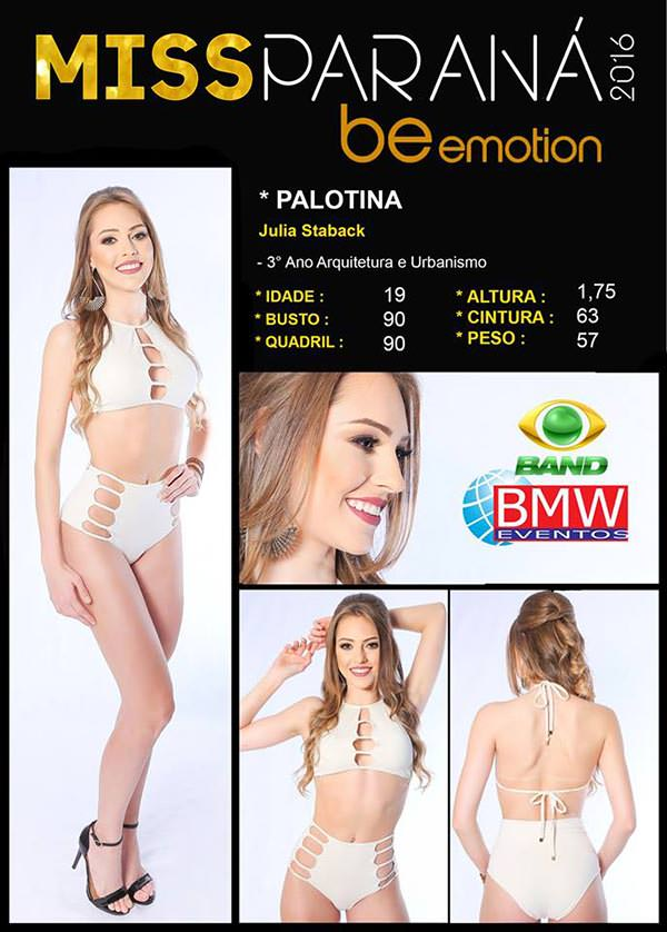 Miss Palotina - Júlia Staback