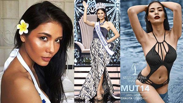 Miss Tailândia 2016 - Chalita Suansanae
