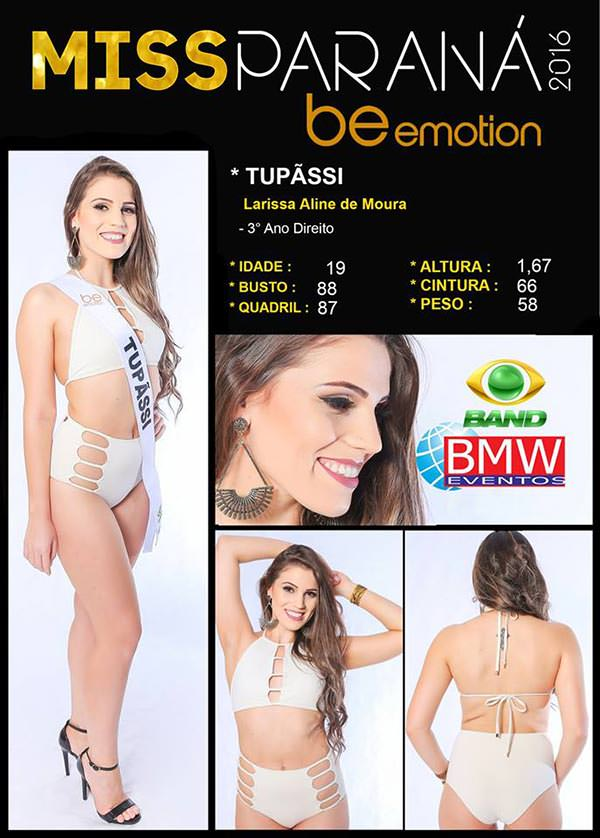 Miss Tupãssi - Larissa Aline de Moura
