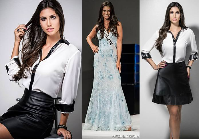 Miss Alegrete 2016 - Eduarda Dornelles Pilecco